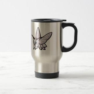 Venezuelan Poodle Moth Travel Mug
