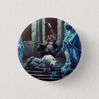 Vengeance 1 Inch Round Button
