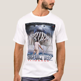 Vengeance from the Deep - Pliosaur - T-shirt