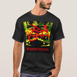 Vengeance Incorporated Bad Crazy logo T-Shirt