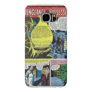 Vengeance of the Possessed Samsung Galaxy S6 Case