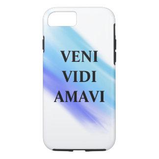Veni Vidi Amaci Phone Case