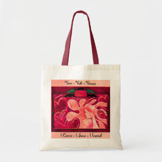 Veni Vidi Venus Tote Bag