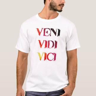 Veni Vidi Vici Men's T-Shirt