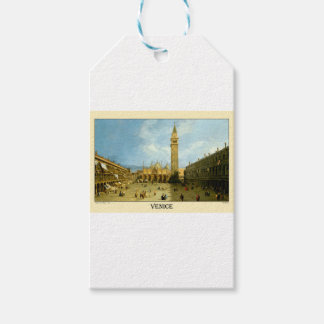 Venice 1720 gift tags