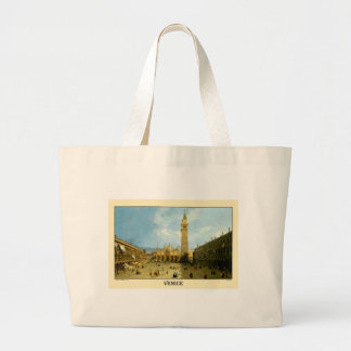 Venice 1720 large tote bag