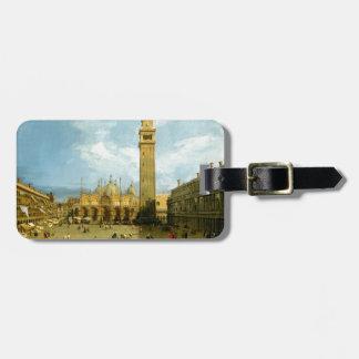 Venice 1720 luggage tag