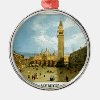 Venice 1720 metal ornament