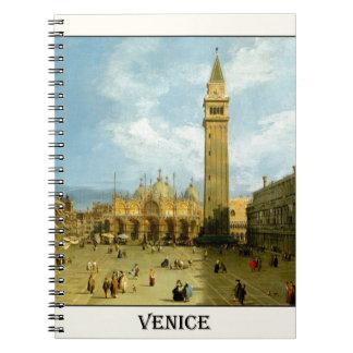 Venice 1720 notebook