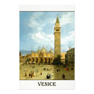 Venice 1720 stationery