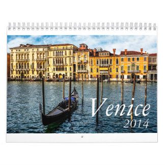 Venice 2014 Calendar