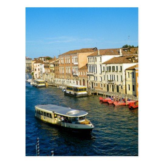 Venice 6 postcard