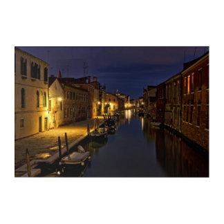 Venice Acrylic Wall Art