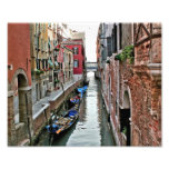 Venice Alleyway Art Photo