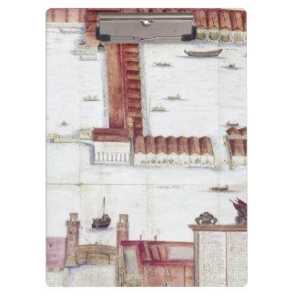VENICE: ARSENALE CLIPBOARDS