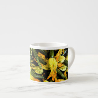 Venice At Home Mug - Zucchini Flowers