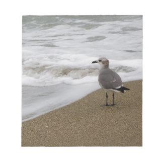 Venice Beach Bird Notepads