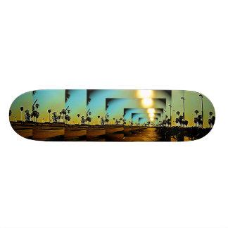 Venice Beach CA Sunset Skate Board Decks
