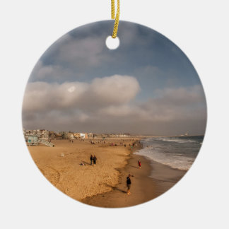 Venice Beach California Ceramic Ornament