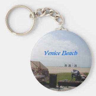 Venice Beach, California Keychain
