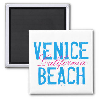 Venice Beach California Magnet