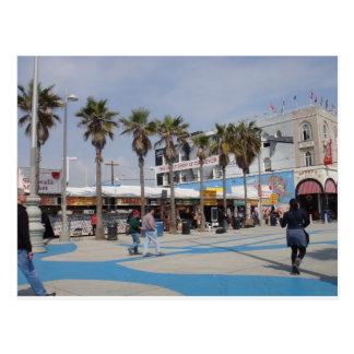 Venice Beach, California Postcard
