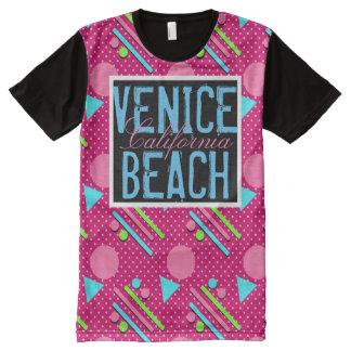 Venice Beach California PRGF All-Over-Print T-Shirt