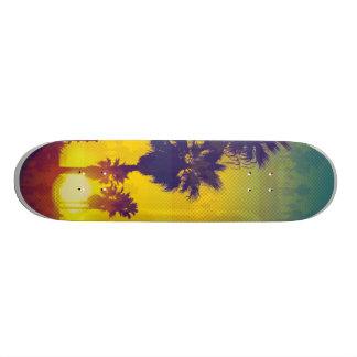 Venice Beach Custom Skate Board