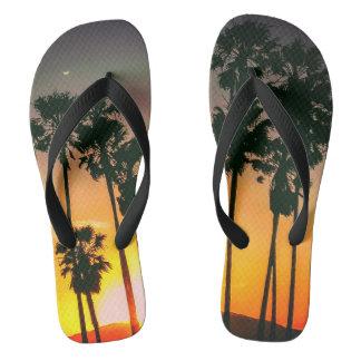 Venice Beach Flippos - Adults Flip Flops