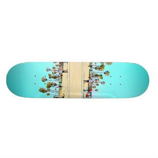 Venice Beach Skatepark Custom Skateboard
