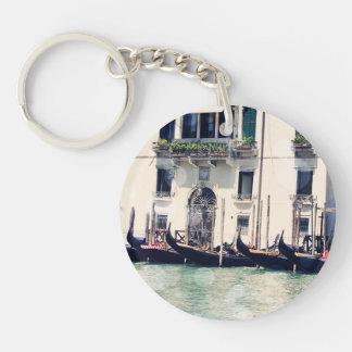 Venice Bokeh VI Keychain