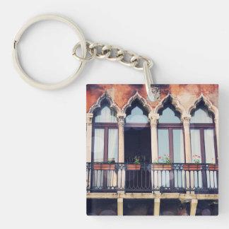 Venice Bokeh XV Keychain