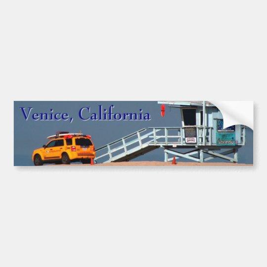 Venice Bumper sticker