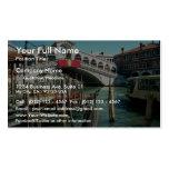 Venice Business Card Template