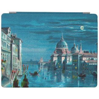 Venice by Moonlight iPad Cover