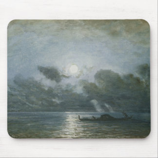 Venice by Moonlight Mouse Pad