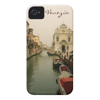 Venice Canal iPhone 4/4S Barely There Case-Mate