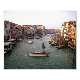 Venice Canal, Italy - Photo Print