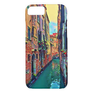 Venice Canal Jewel Tone iPhone 8/7 Case