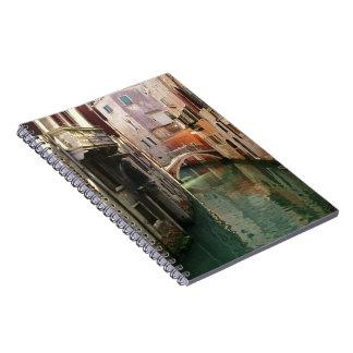 Venice Canal Notebooks