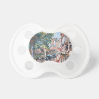 Venice canals baby pacifiers