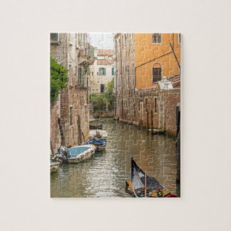 Venice canals jigsaw puzzle