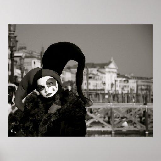 Venice Carnival VI Print