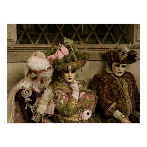 Venice Carnival X Posters