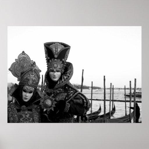 Venice Carnival XIII Print
