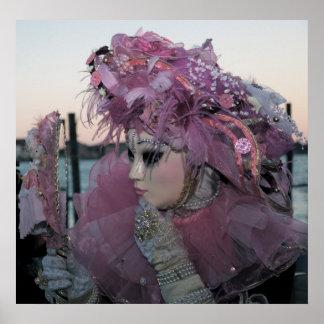 Venice Carnival XIV Poster