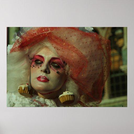Venice Carnival XIX Poster