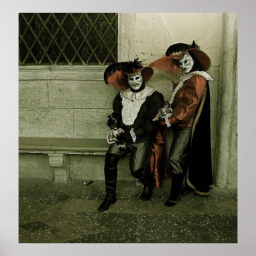 Venice Carnival XVII Posters