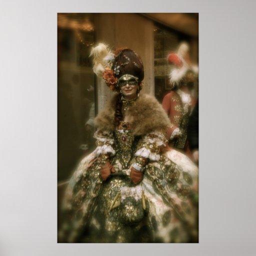 Venice Carnival XVIII Poster