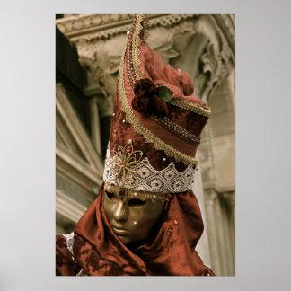 Venice Carnival XXX Poster